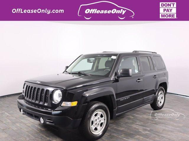 used 2016 Jeep Patriot car, priced at $14,999
