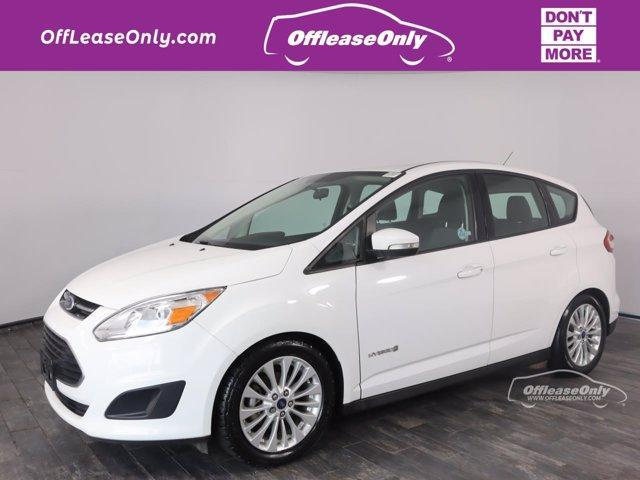 used 2017 Ford C-Max Hybrid car, priced at $14,499