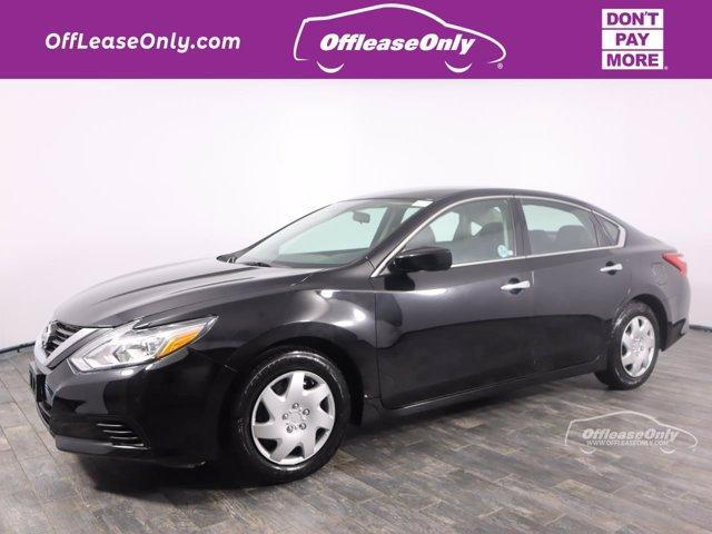used 2016 Nissan Altima car, priced at $14,999
