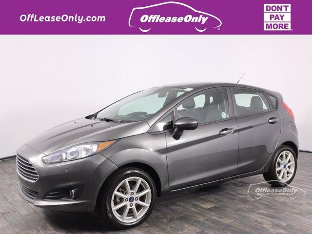 used 2019 Ford Fiesta car, priced at $14,499