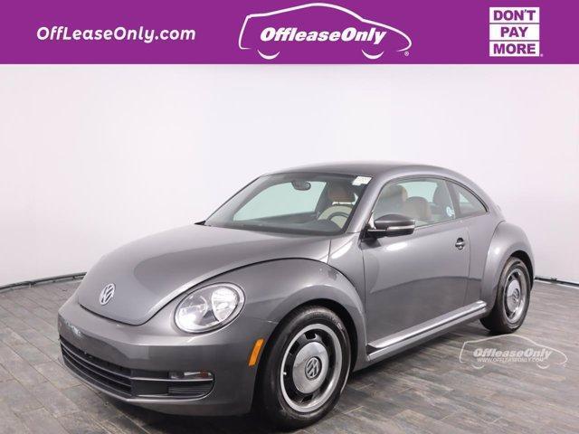 used 2016 Volkswagen Beetle car, priced at $14,999