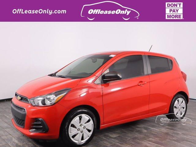 used 2017 Chevrolet Spark car, priced at $11,999