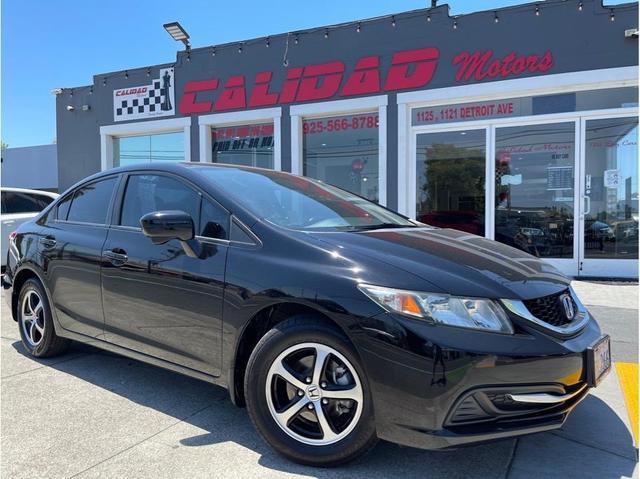 used 2015 Honda Civic car, priced at $14,998