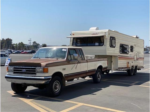 used 1989 Ford F-250 car, priced at $13,888