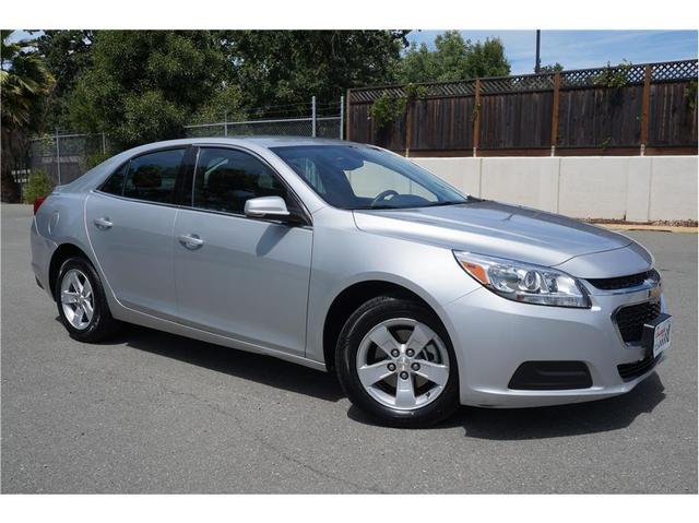 used 2016 Chevrolet Malibu Limited car, priced at $14,888