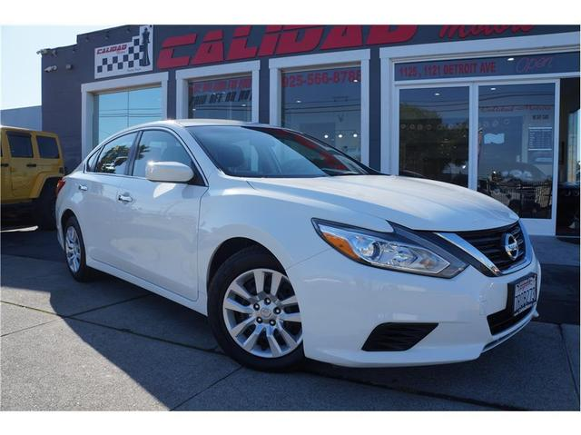 used 2016 Nissan Altima car, priced at $13,888