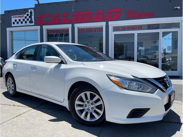 used 2018 Nissan Altima car, priced at $15,498