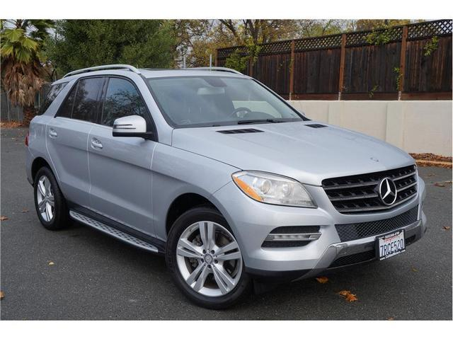 used 2013 Mercedes-Benz M-Class car, priced at $16,888