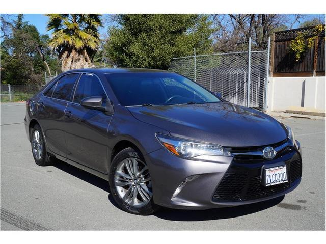 used 2017 Toyota Camry car, priced at $16,888