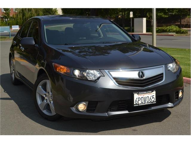 used 2011 Acura TSX car, priced at $11,888