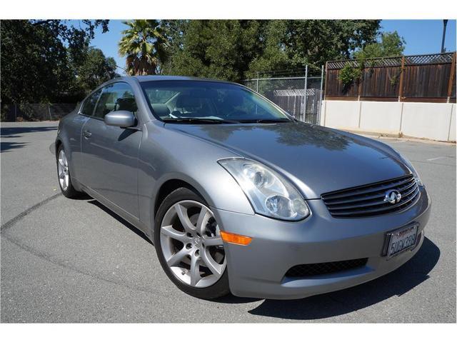used 2006 INFINITI G35 car, priced at $8,888