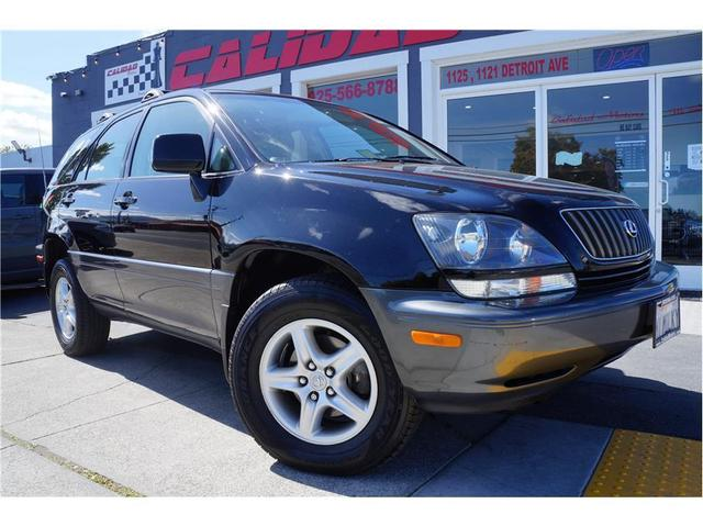 used 2000 Lexus RX 300 car, priced at $7,998