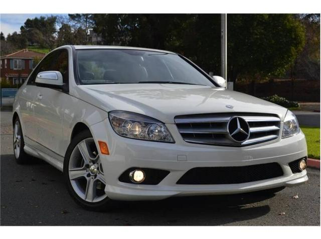 used 2009 Mercedes-Benz C-Class car, priced at $10,888