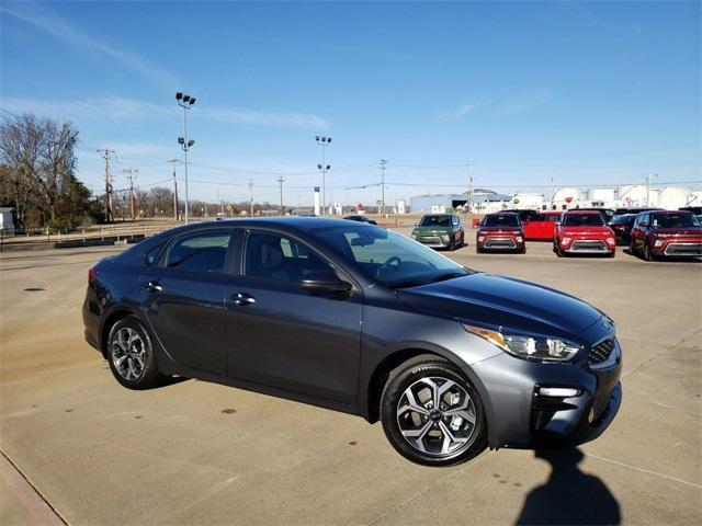 new 2021 Kia Forte car, priced at $20,564