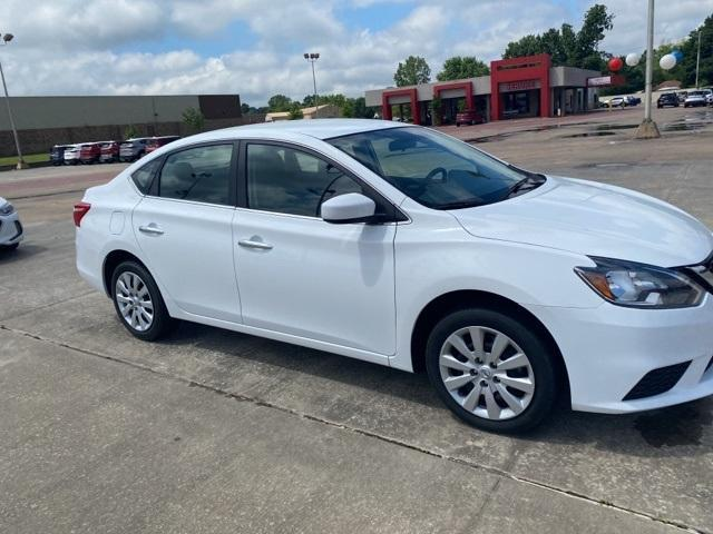 used 2019 Nissan Sentra car, priced at $18,892