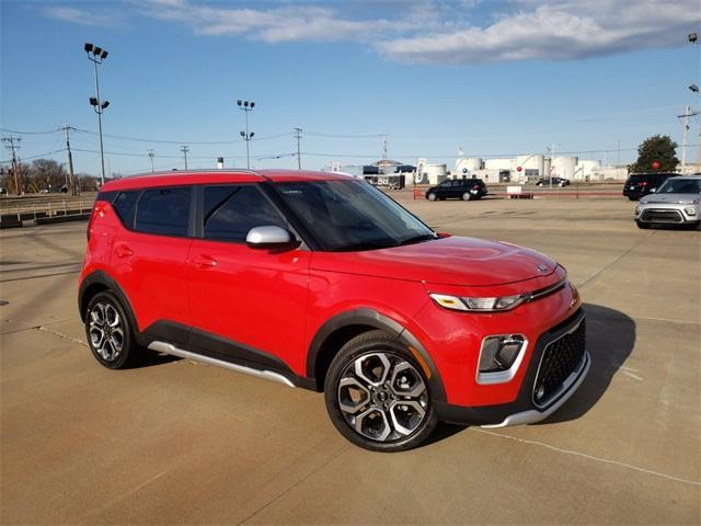 new 2021 Kia Soul car, priced at $22,640