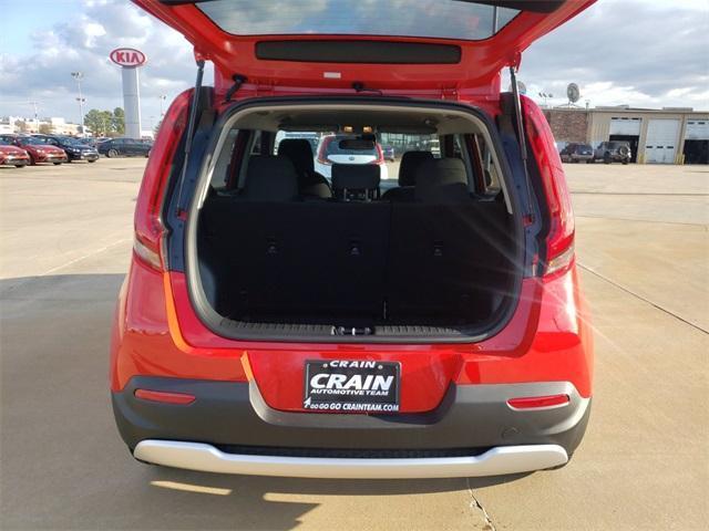 new 2021 Kia Soul car, priced at $22,640
