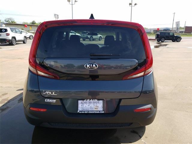 new 2021 Kia Soul car, priced at $20,298