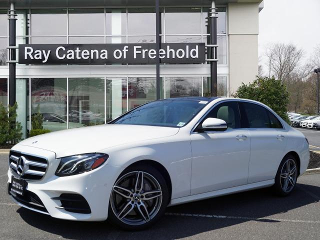 used 2018 Mercedes-Benz E-Class car, priced at $44,900