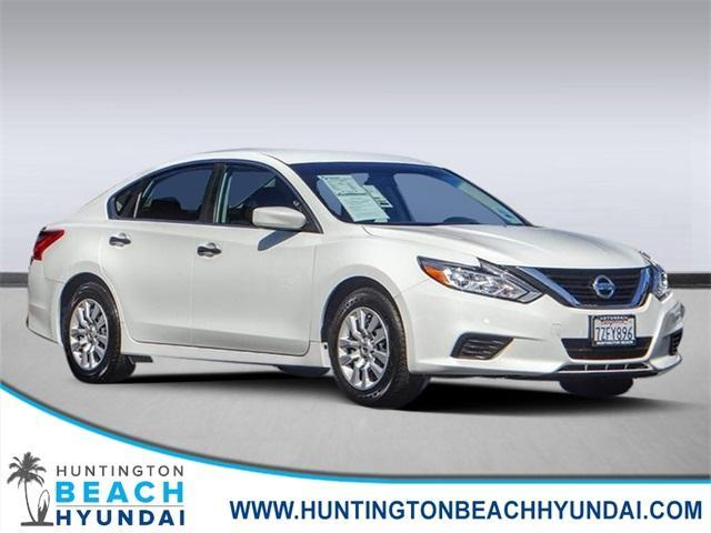 used 2017 Nissan Altima car, priced at $14,000
