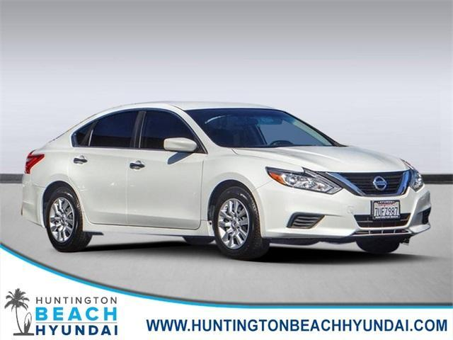 used 2016 Nissan Altima car, priced at $14,300