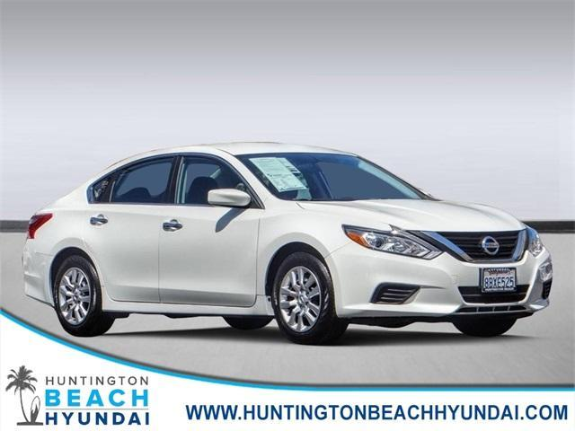 used 2018 Nissan Altima car, priced at $17,990