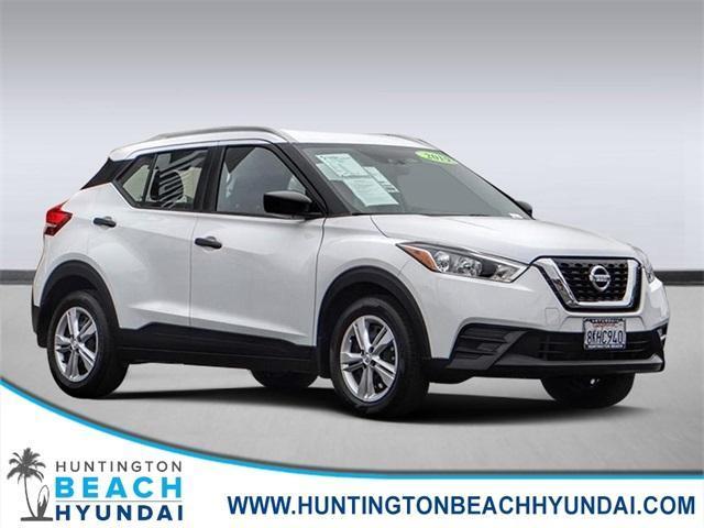 used 2019 Nissan Kicks car, priced at $18,321