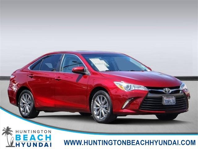 used 2015 Toyota Camry car, priced at $12,228