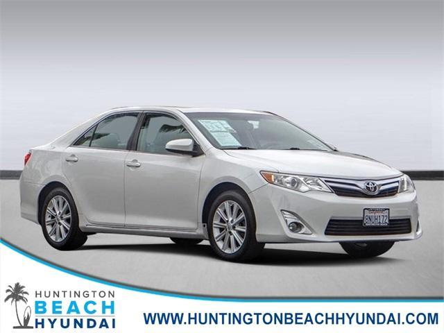used 2014 Toyota Camry car, priced at $13,815