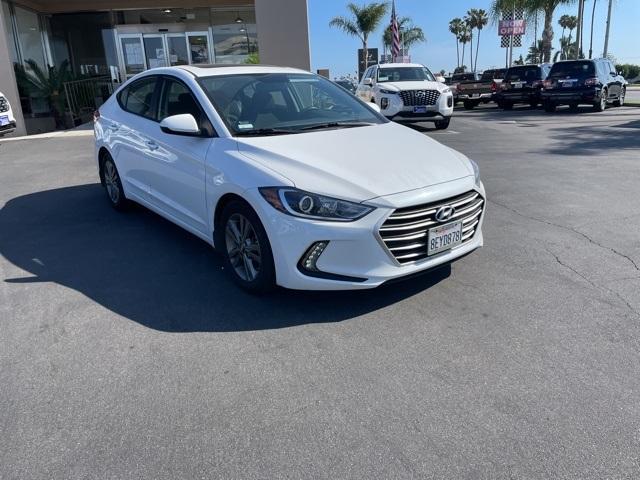 used 2018 Hyundai Elantra car, priced at $17,550