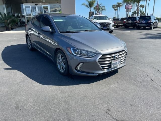 used 2018 Hyundai Elantra car, priced at $18,220