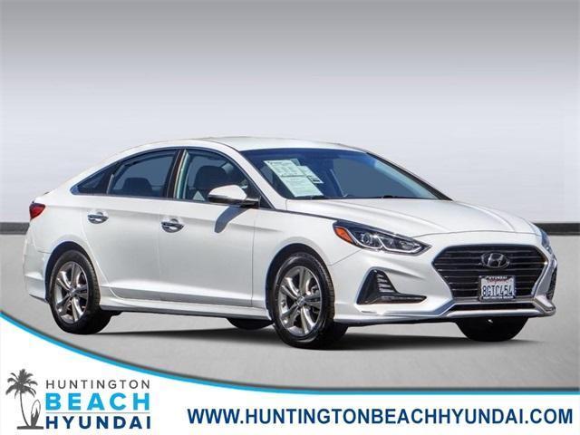 used 2018 Hyundai Sonata car, priced at $17,549
