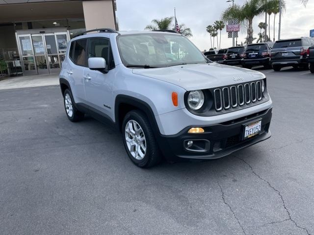 used 2017 Jeep Renegade car, priced at $18,550