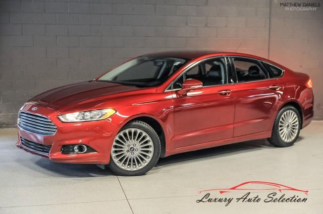 used 2015 Ford Fusion car, priced at $14,985