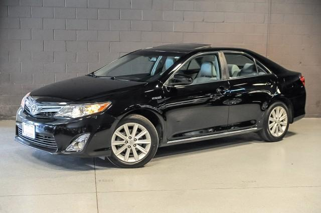 used 2012 Toyota Camry Hybrid car, priced at $11,985