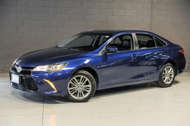 used 2016 Toyota Camry car, priced at $17,985