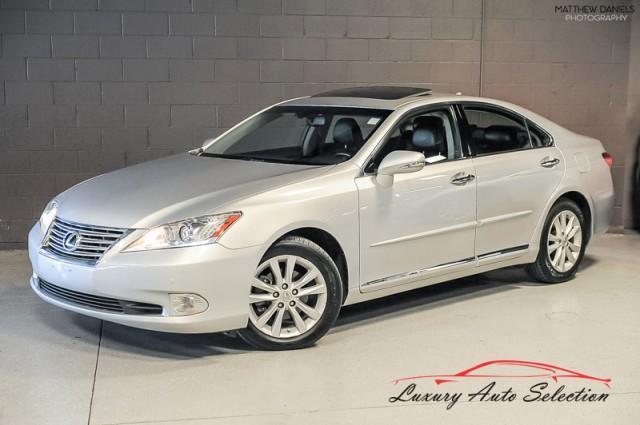 used 2012 Lexus ES 350 car, priced at $15,985