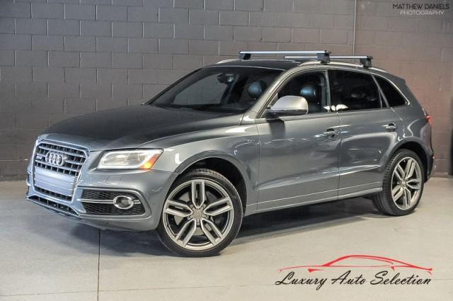 used 2014 Audi SQ5 car, priced at $21,985