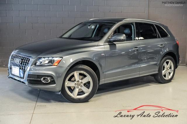 used 2012 Audi Q5 car, priced at $17,985