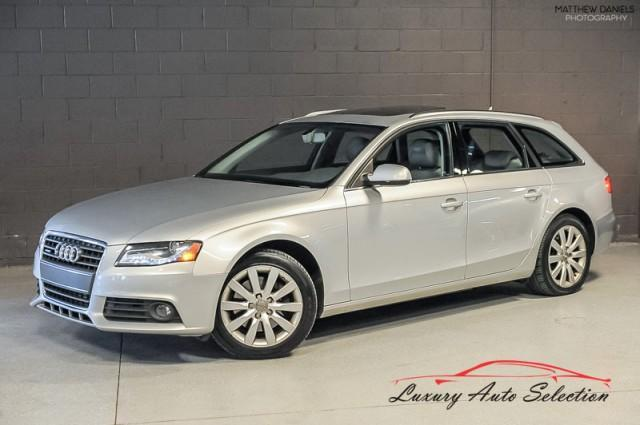 used 2010 Audi A4 car, priced at $9,985