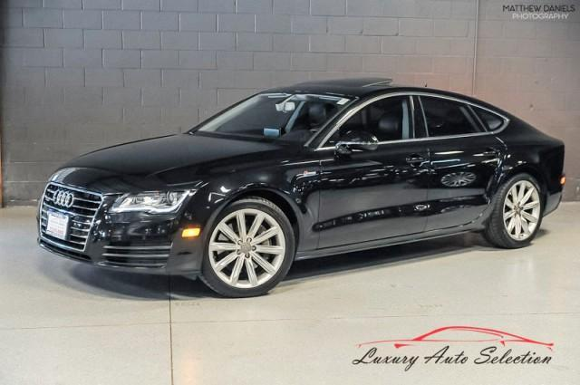 used 2012 Audi A7 car, priced at $22,985
