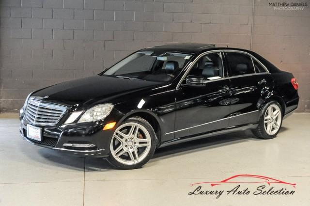 used 2013 Mercedes-Benz E-Class car, priced at $14,985