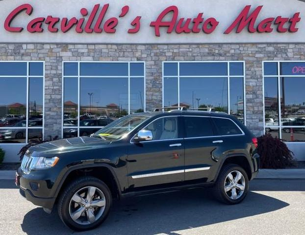 used 2012 Jeep Grand Cherokee car, priced at $19,995