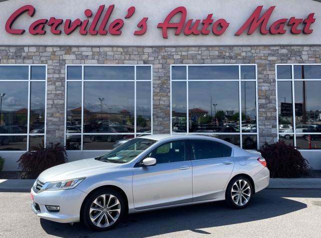 used 2013 Honda Accord car, priced at $15,995