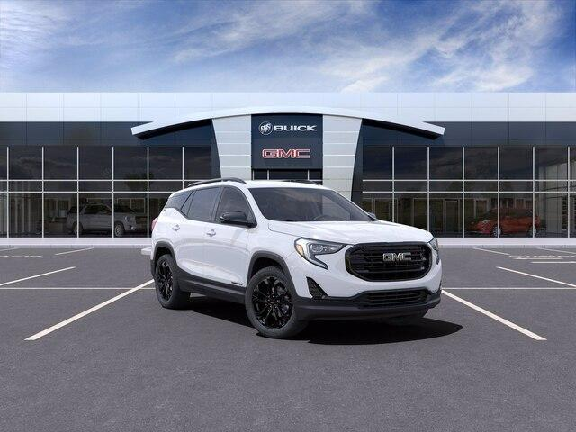 new 2021 GMC Terrain car