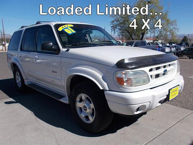 used 2001 Ford Explorer car, priced at $8,995