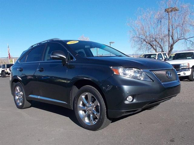used 2010 Lexus RX 350 car, priced at $14,995