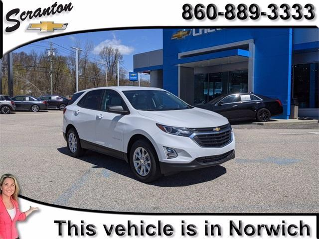new 2021 Chevrolet Equinox car, priced at $25,015