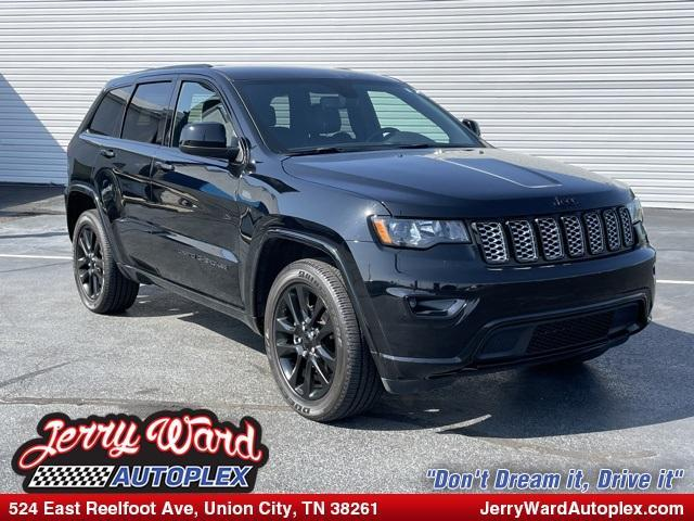 used 2019 Jeep Grand Cherokee car, priced at $38,909