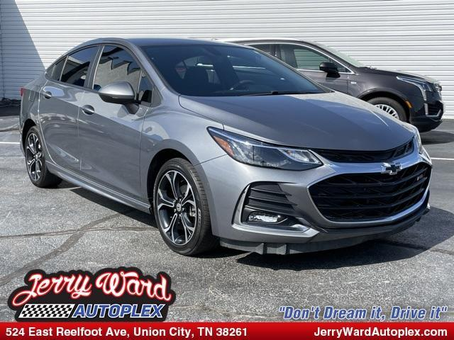 used 2019 Chevrolet Cruze car, priced at $20,941